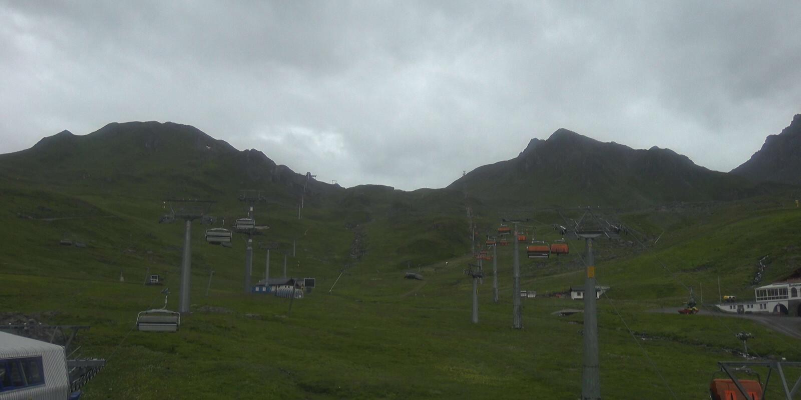 Ischgl / Silvretta Arena - Alp Trida (2 250 m)