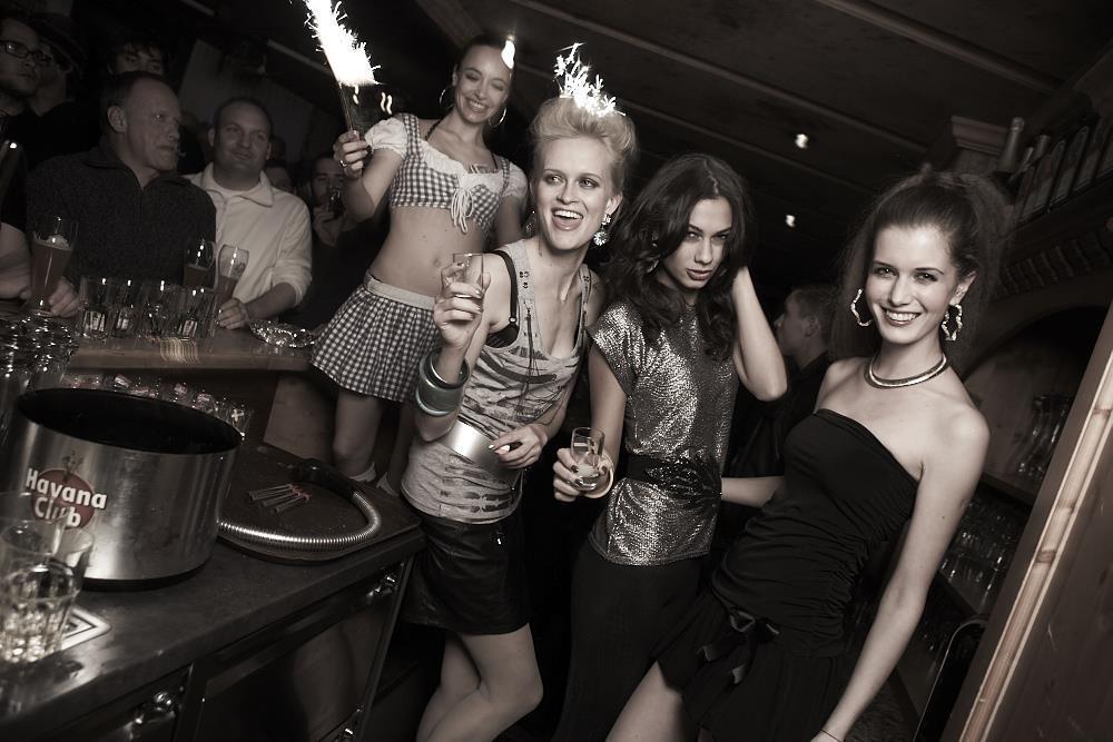 Ischgl Clubs