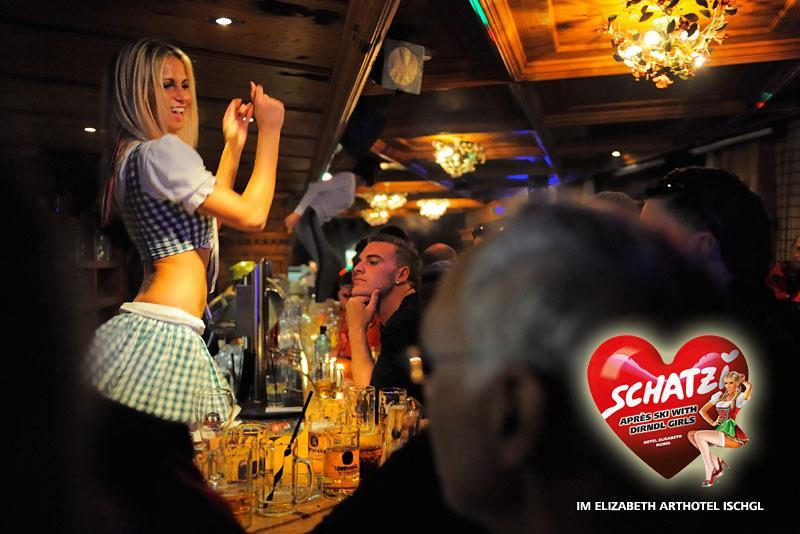 Schatzi Bar - Hotel Elizabeth in Ischgl | Ischgl.com