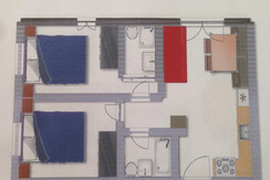 Floorplan TOP L | © Sabine