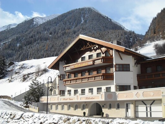 Hotel Belvedere_Winter