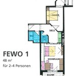 Photo of Apartment 1/ 2 - 4 People/2 Bedrooms/shower/toilet