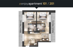 enjoy apartment 101