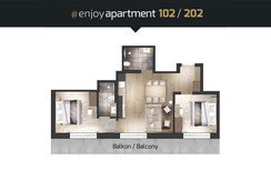 enjoy apartment 102