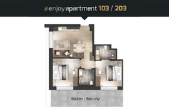 enjoy apartment 103