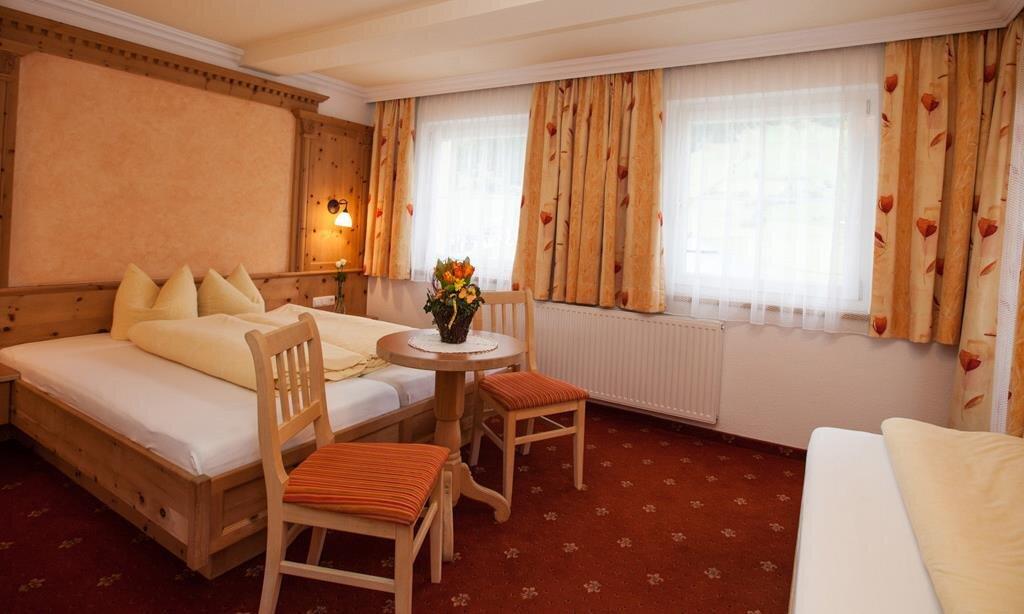 Erika Hotel Garni in Ischgl