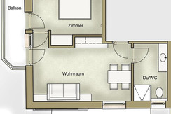 plan for apartment 8