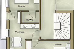plan apartment 1