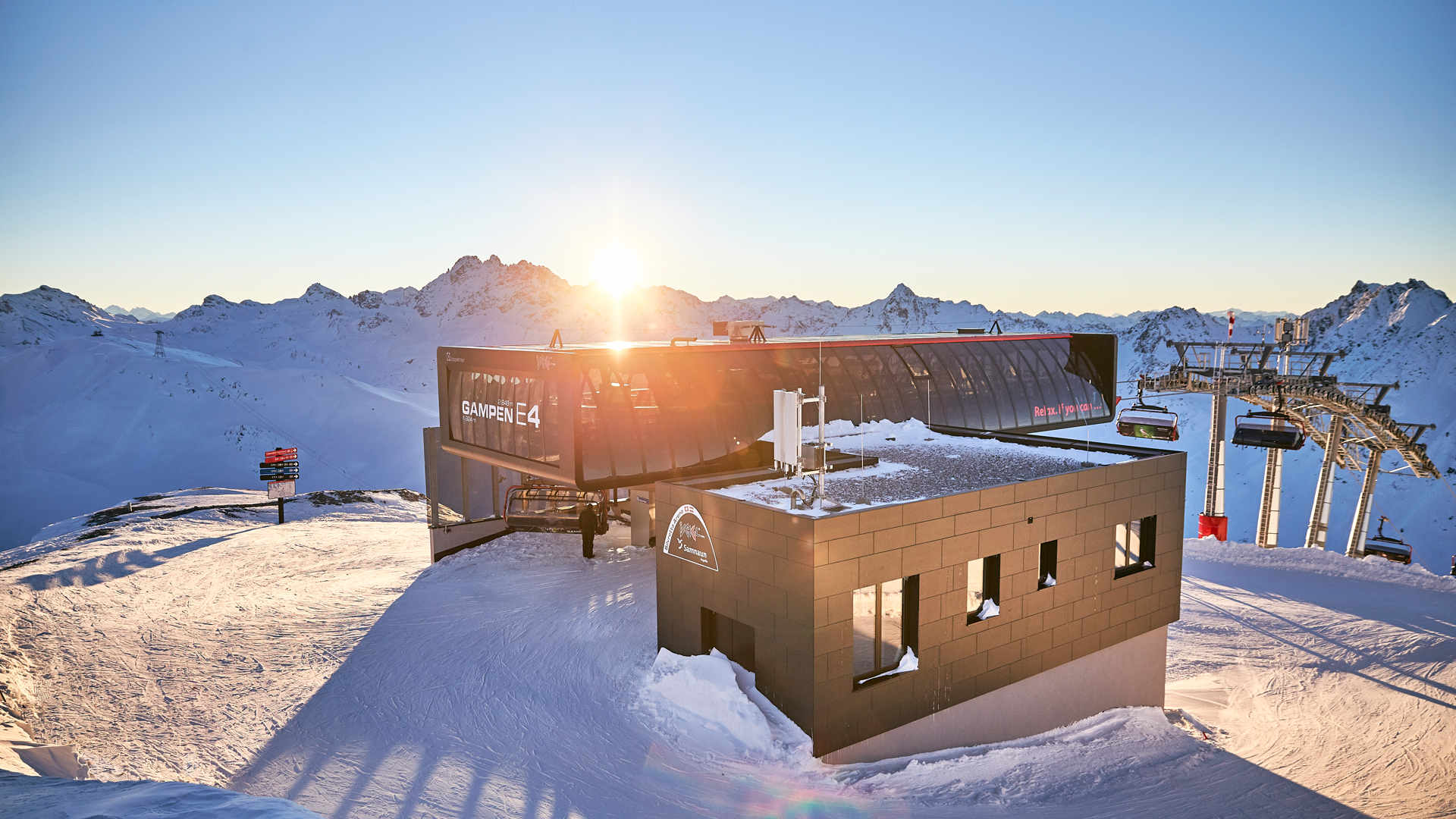 Wallpapers From Ischgl Samnaun For Pc And Smartphone Ischgl Com