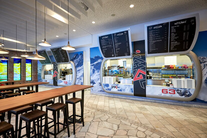 Ischgl Slope Food/Ambiente